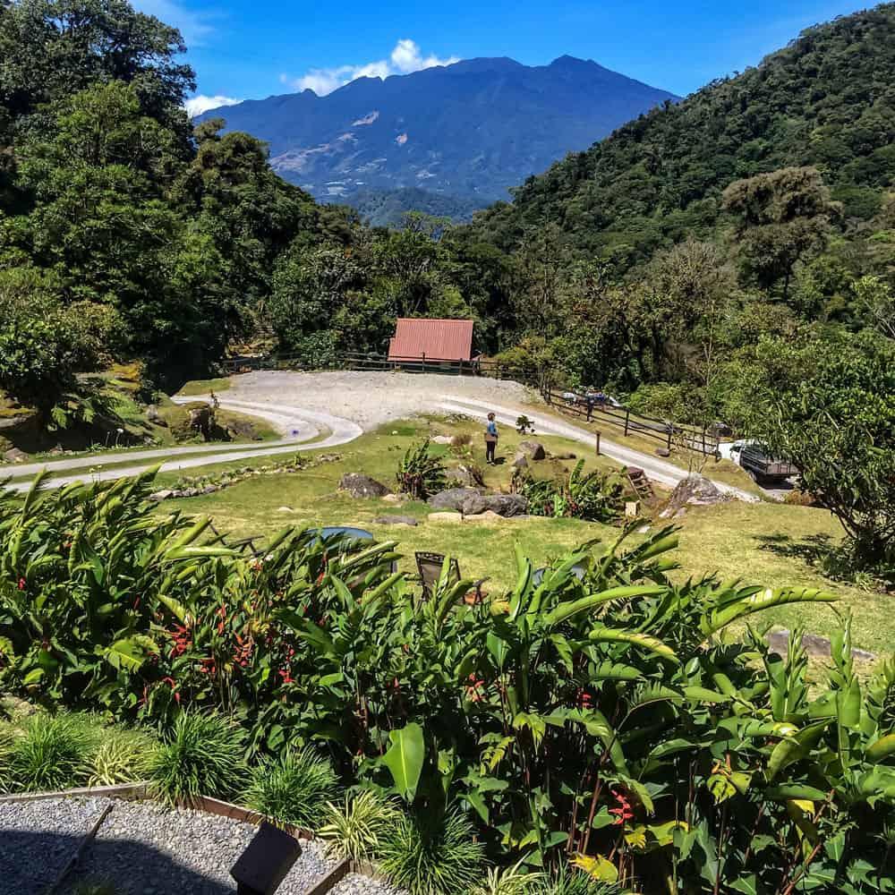 Views from Boquete Tree Trek, Boquete, Panama