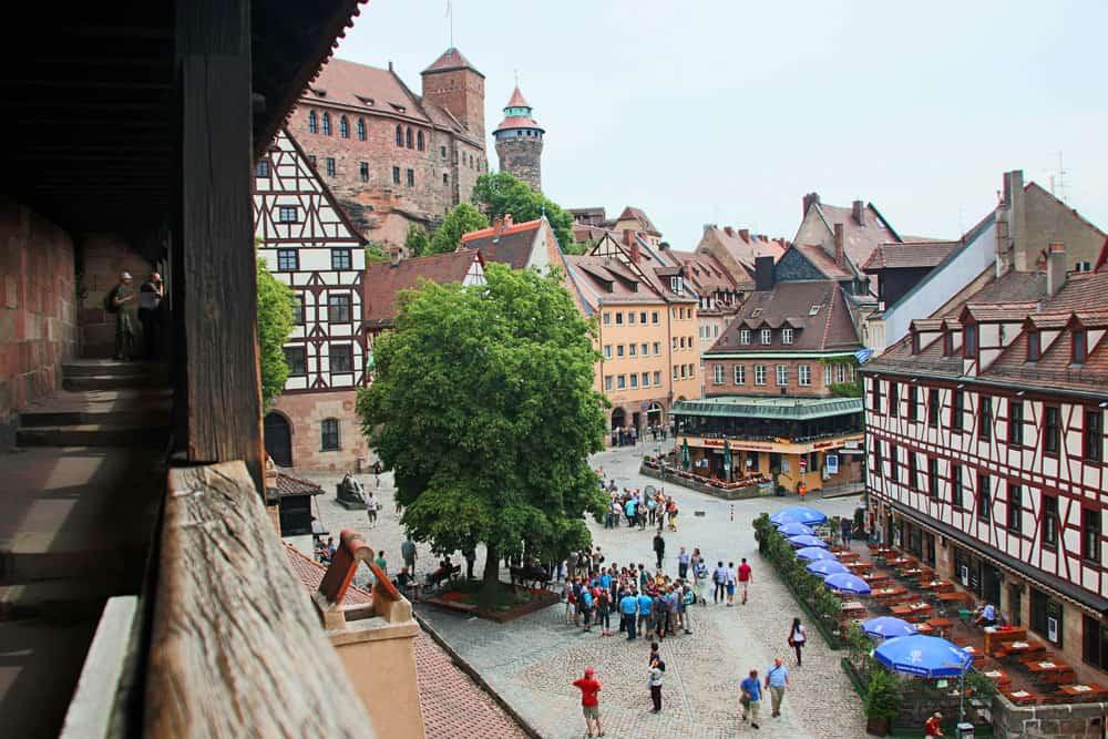 Altstadt Nuremberg, Germany