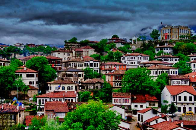 Old Town of Safranbolu, Turkey