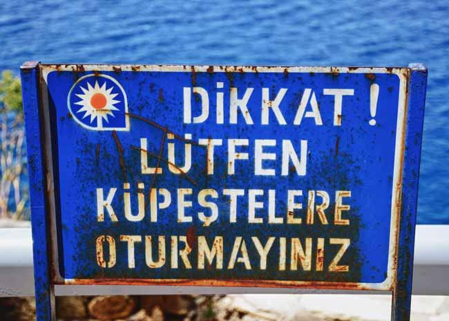 turkish-sign-antalya-turkey