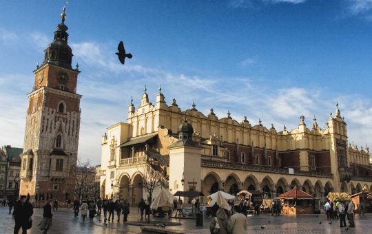 24 Hours in Krakow, Poland
