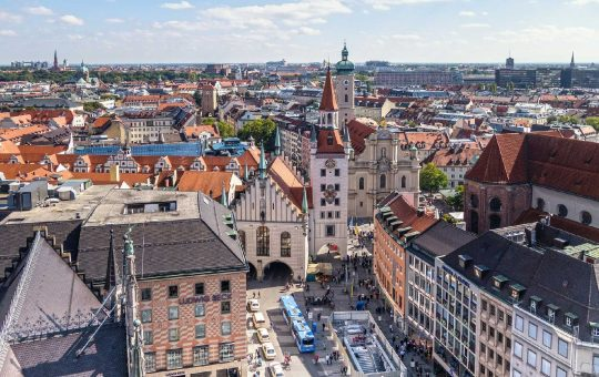 24 Hours in Munich, Germany: 1-Day Munich Itinerary
