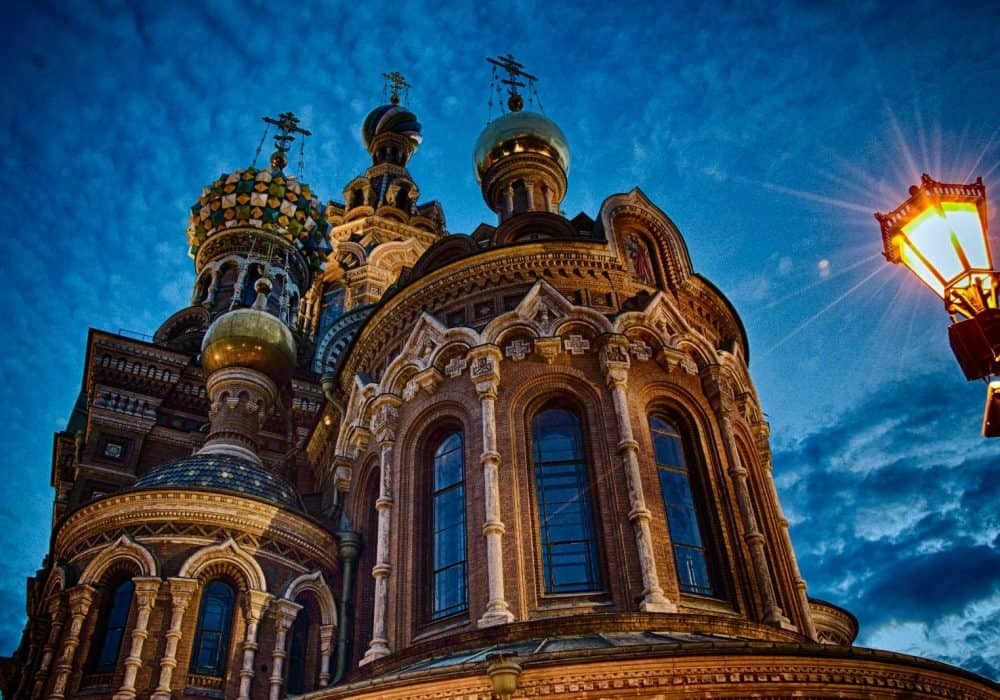 24 Hours in St. Petersburg, Russia: 1-Day St. Petersburg Itinerary