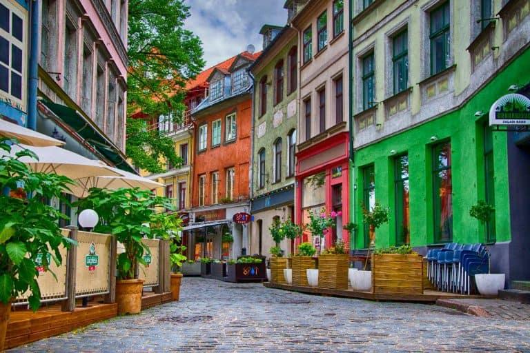 48 Hours in Riga, Latvia