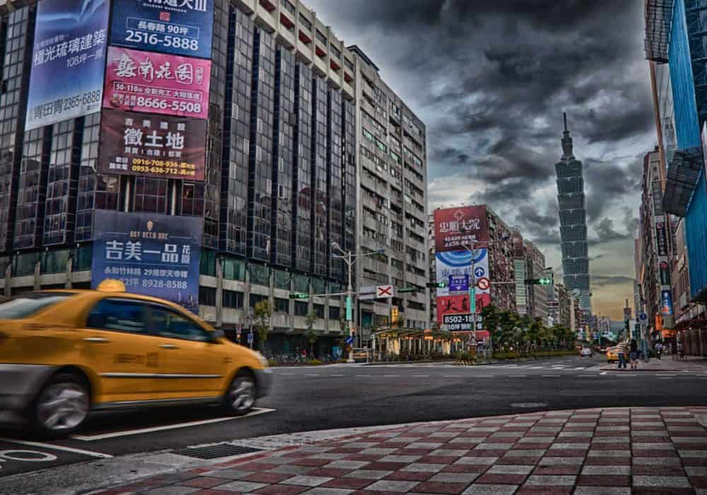 48 Hours in Taipei, Taiwan