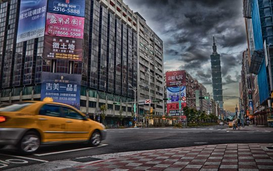 48 Hours in Taipei Itinerary