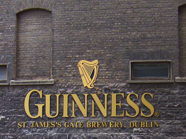 The Perfect Pint For a Perfect View At the Guinness Storehouse Dublin, Ireland