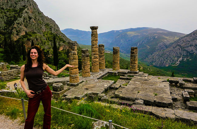 Meet an Indie Traveller: Lillie Marshall of Around the World 'L'