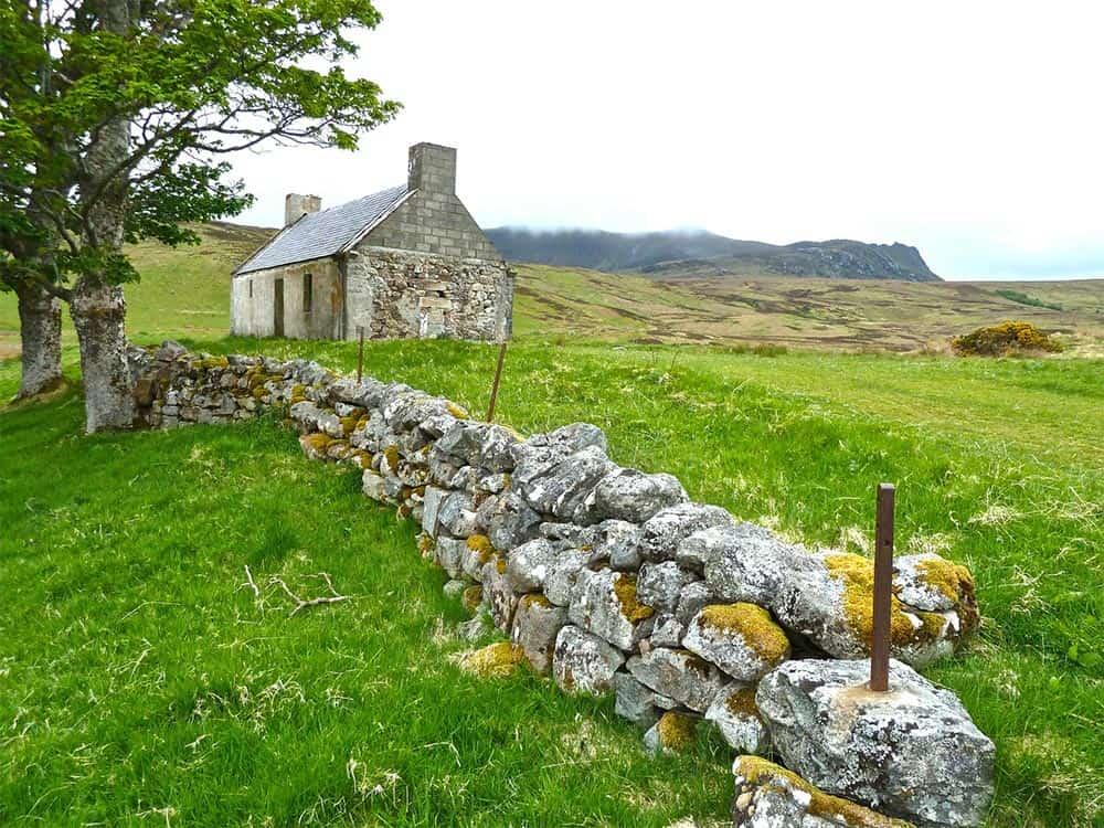 Abandoned Farmhouse in Ireland