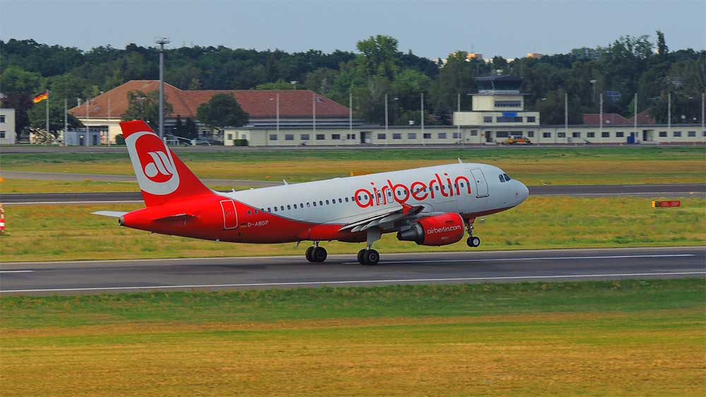 Air Berlin @ Tegel Airport