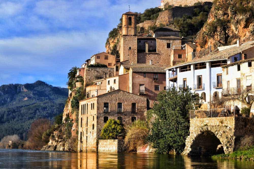 Architecture Miravet Spain