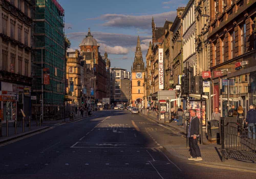 Argyle Street Glasgow