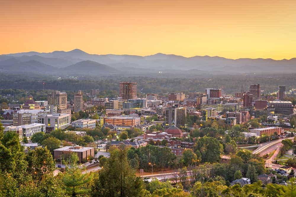 Asheville, North Carolina