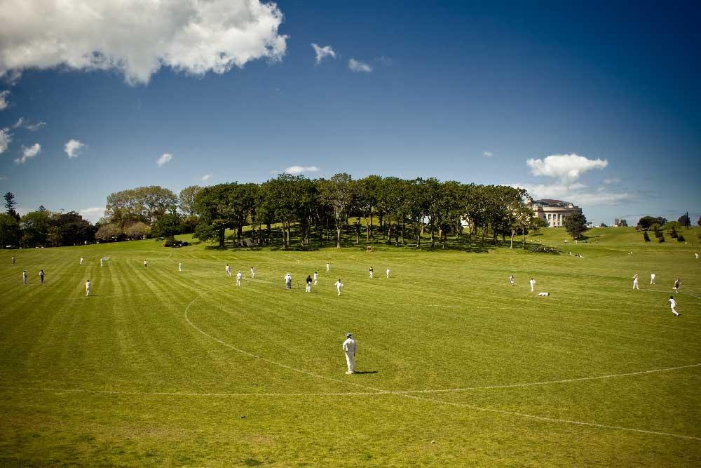 Auckland Domain Park