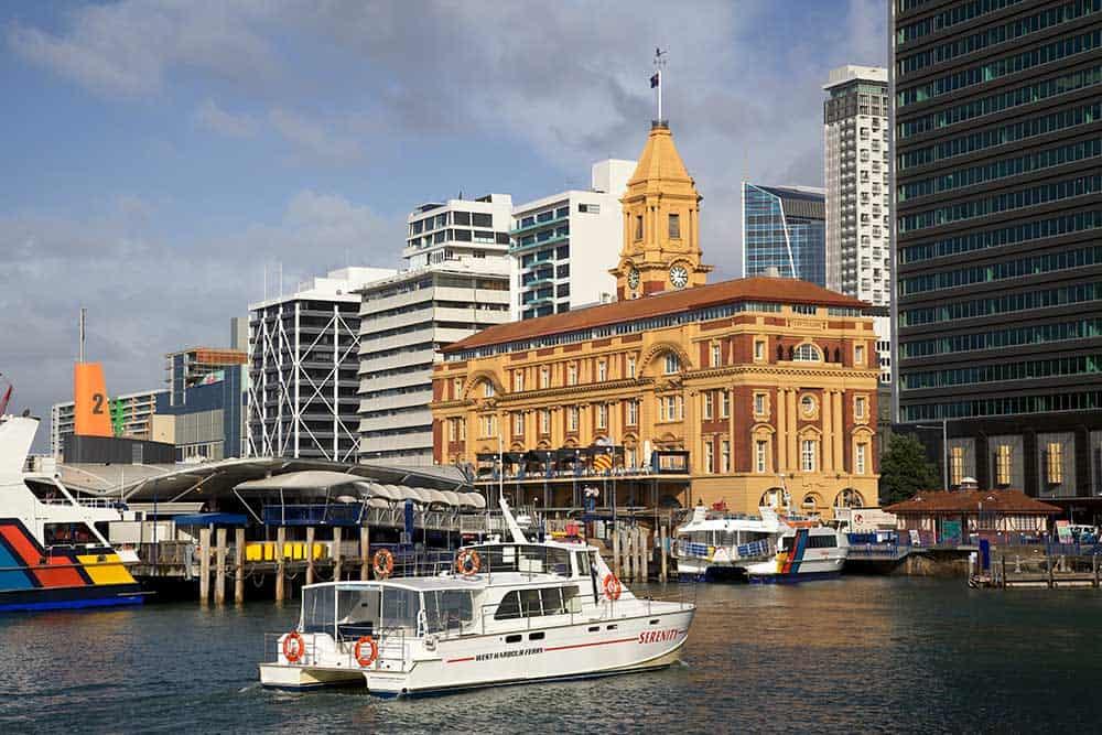 Auckland Ferry