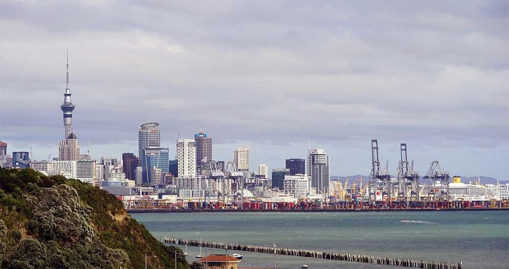 Harbour & Skyline
