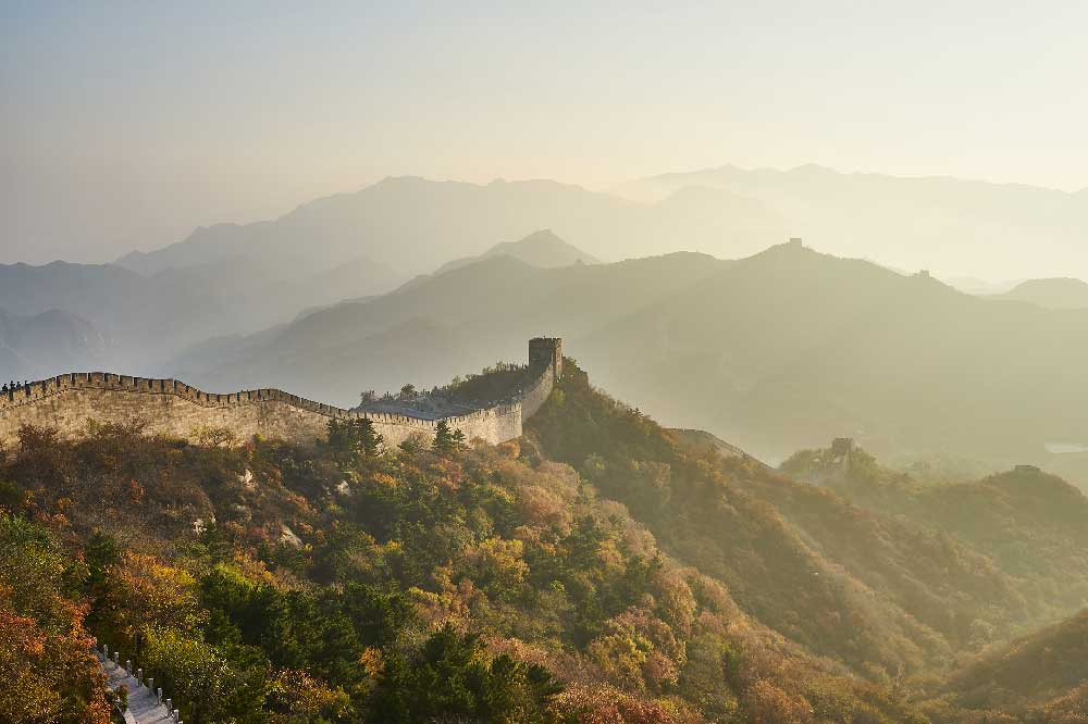Autumn @ Great Wall of China
