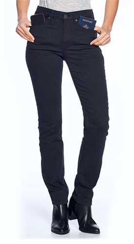 Aviator Travel Jeans