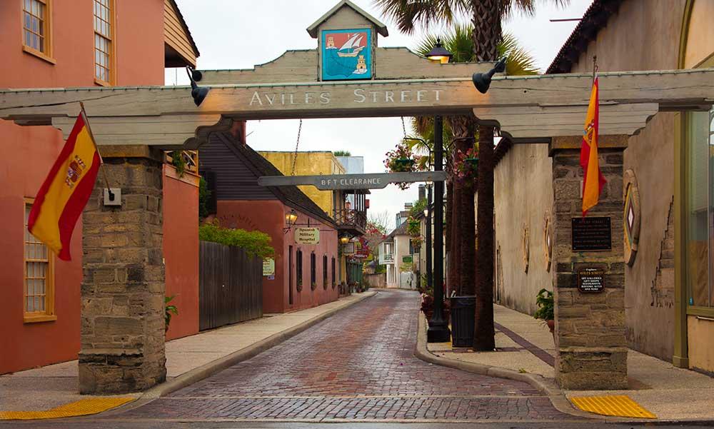 Aviles Street
