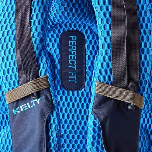 Back Panel on Kelty Travel Backpack