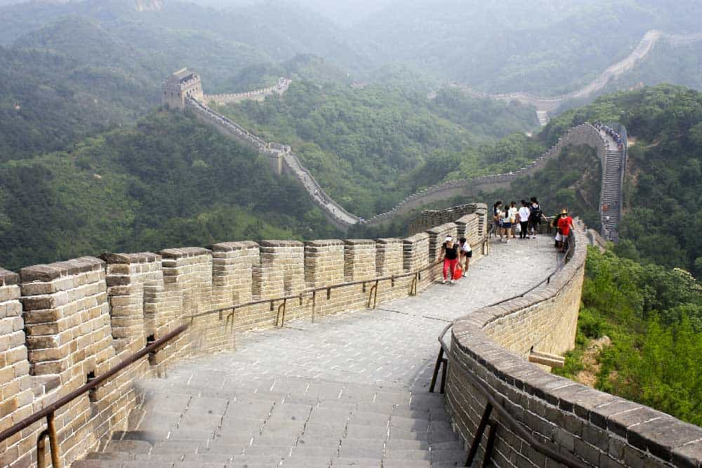 Great Wall of China @ Badaling