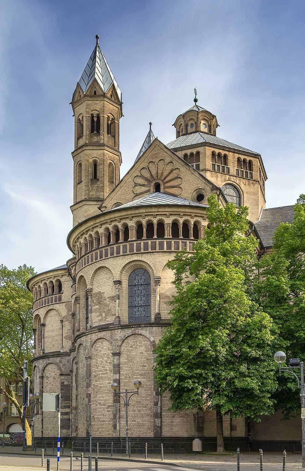 Basilica of the Holy Apostles
