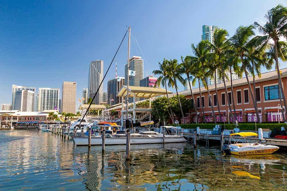 Bayside Marketplace and Marina