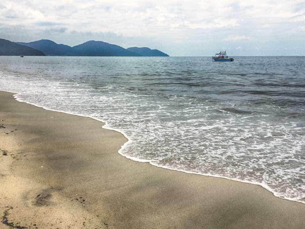 Beach Batu Ferringhi Penang