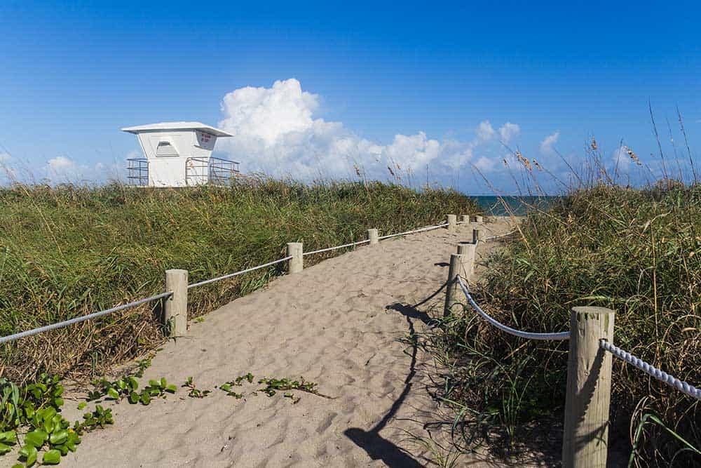Fort Pierce Beach