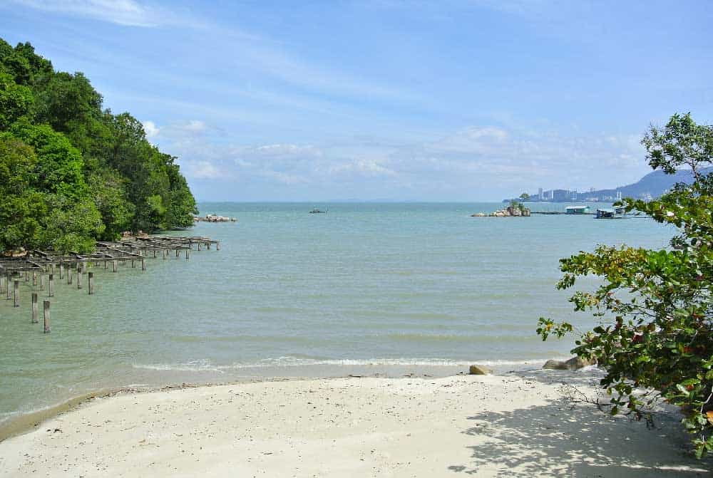 Beach @ Penang National Park
