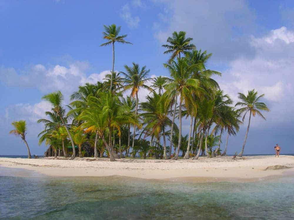 Beautiful San Blas Islands
