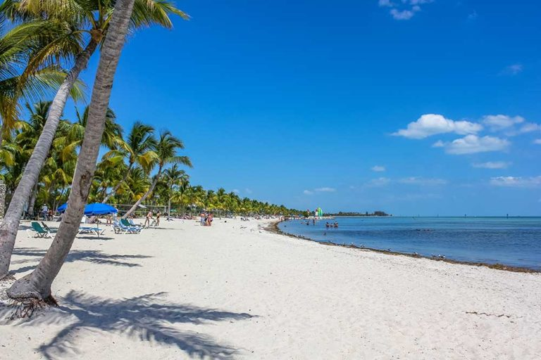 Best Beaches in Key West, FL