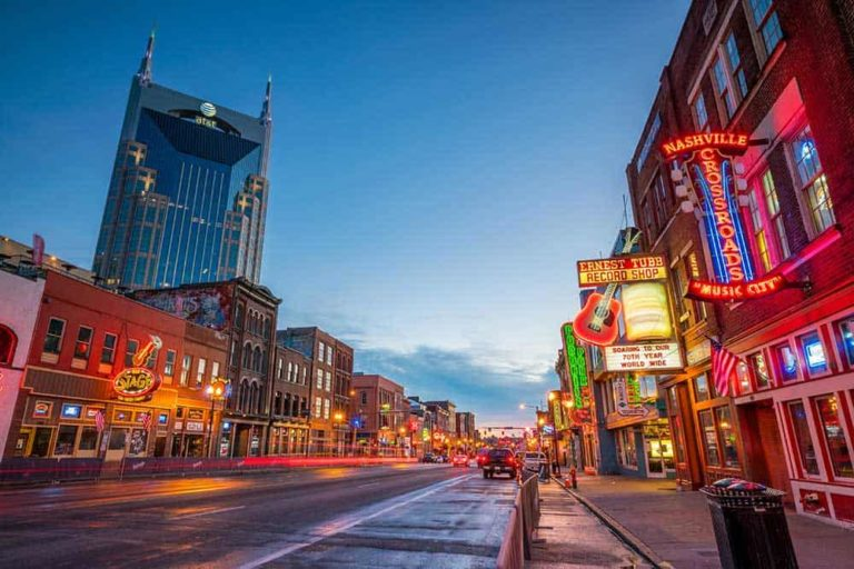 Best Day Trips from Nashville, TN