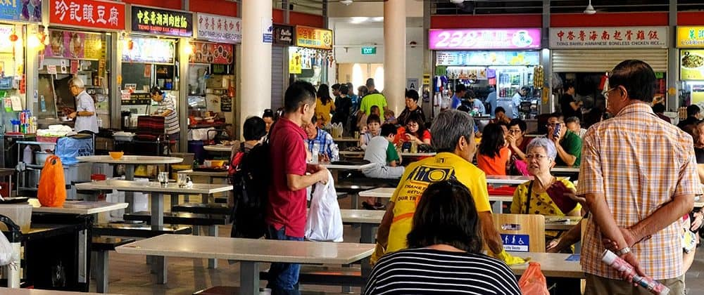 Best Hawker Centres in Singapore