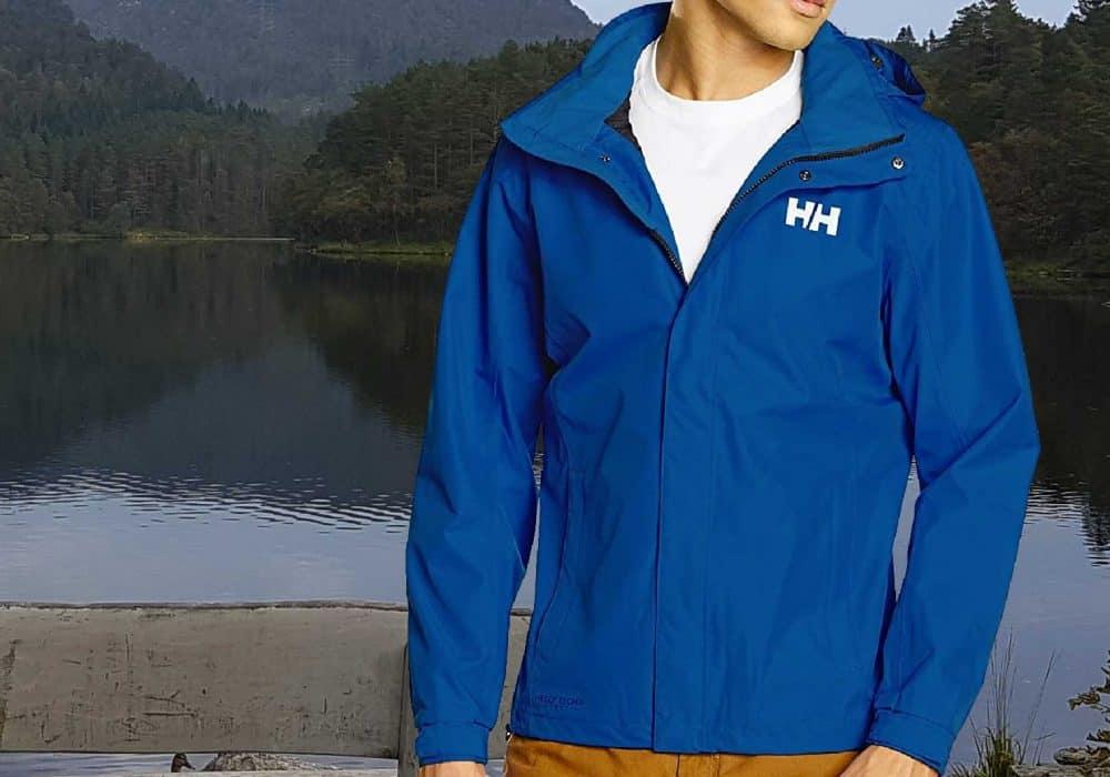 Best Helly Hansen Rain Jackets for Travellers