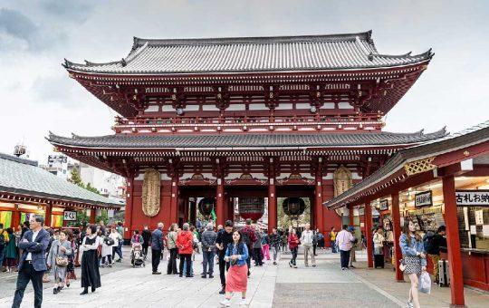 Best Hotels in Asakusa Tokyo