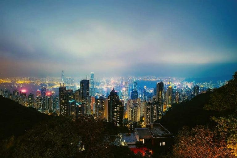 Best Hotels in Central Hong Kong