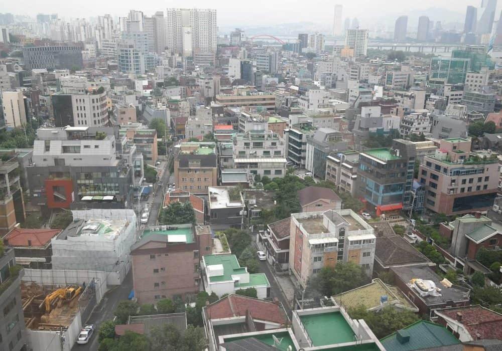 Best Hotels in Hongdae (Seoul, Korea)