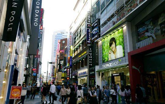 Best Hotels in Myeongdong