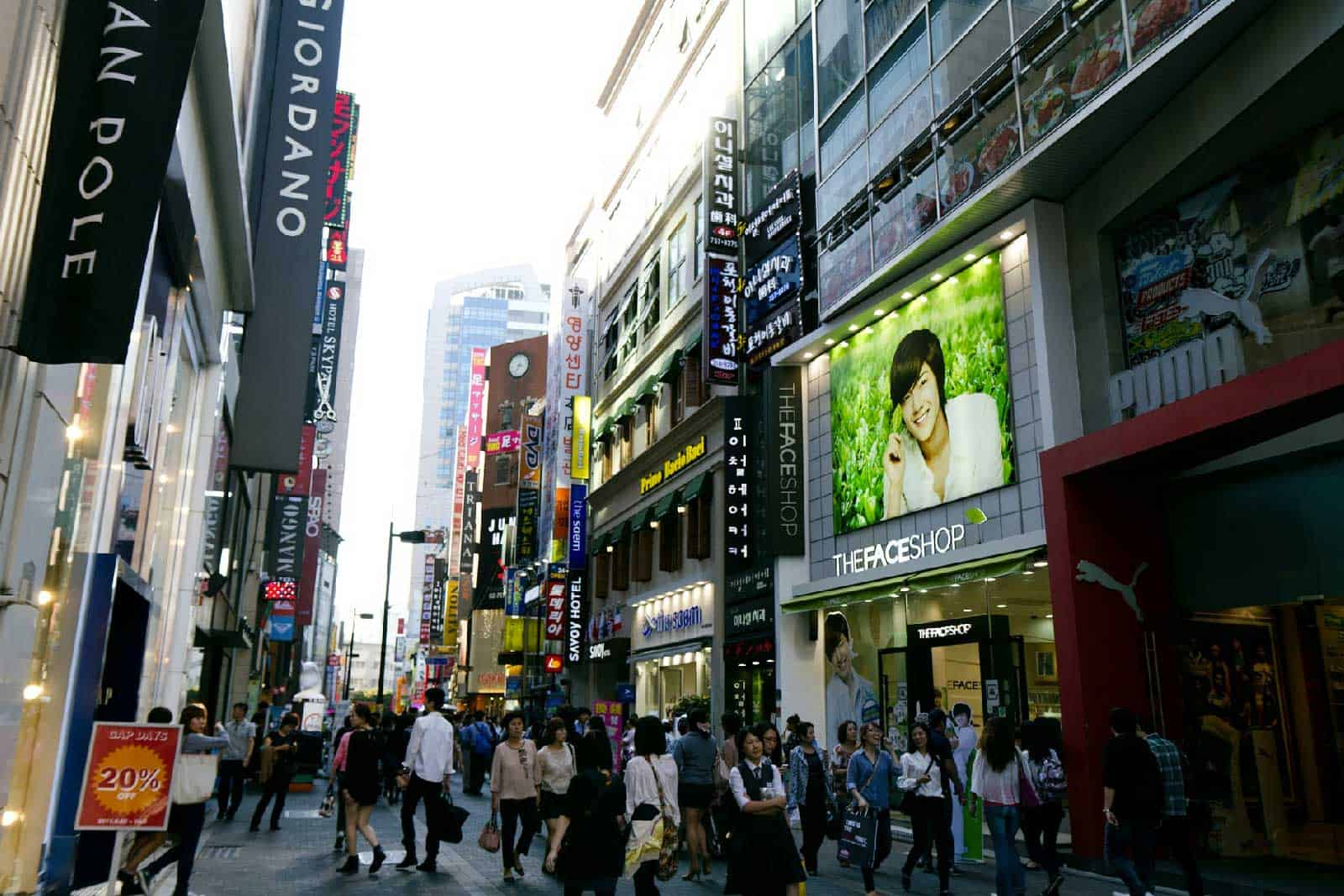 best places to hook up in seoul