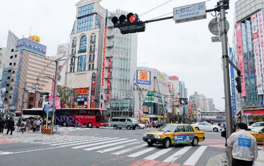 Best Hotels in Ueno