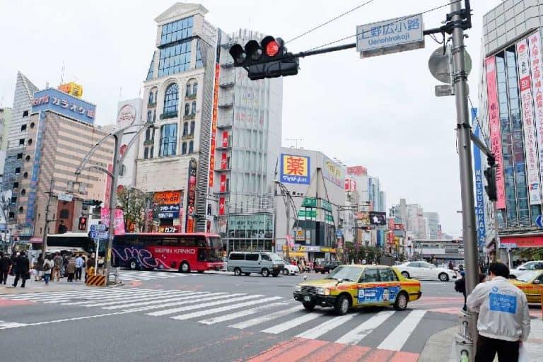 Best Hotels in Ueno