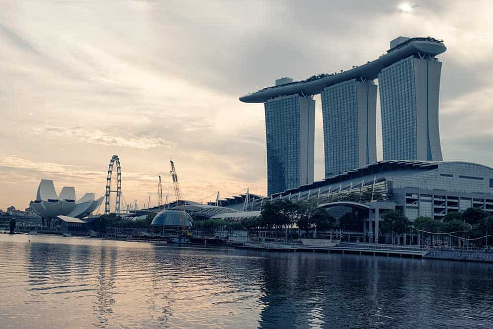 Best Hotels in Marina Bay, Singapore