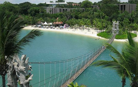 Best Hotels in Sentosa Island