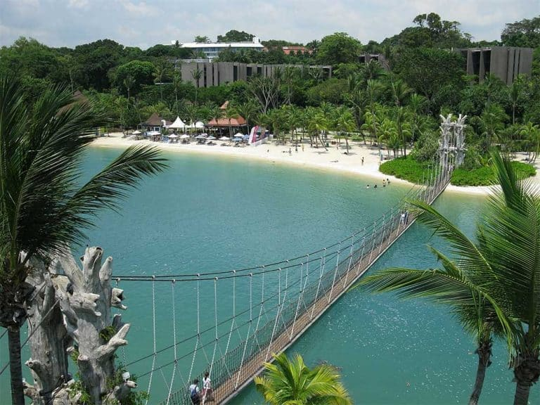 Best Hotels in Sentosa Island