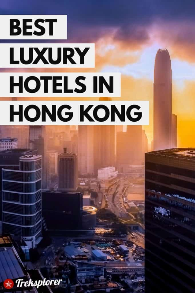 Deciding where to stay in Hong Kong? Splurge on 5-star Hong Kong accommodations with this list of the best luxury hotels in Hong Kong! #hongkong #hotels