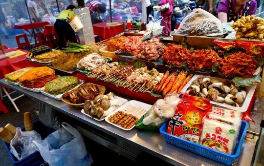 Best Night Markets in Seoul