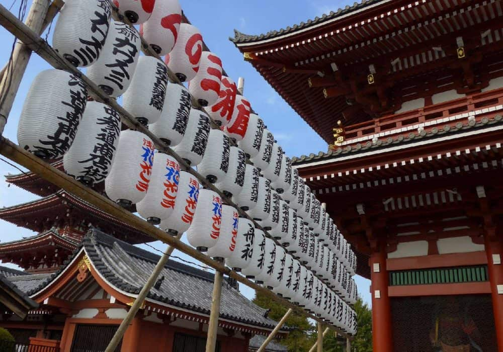 8 Most Breathtaking Temples & Shrines in Tokyo, Japan