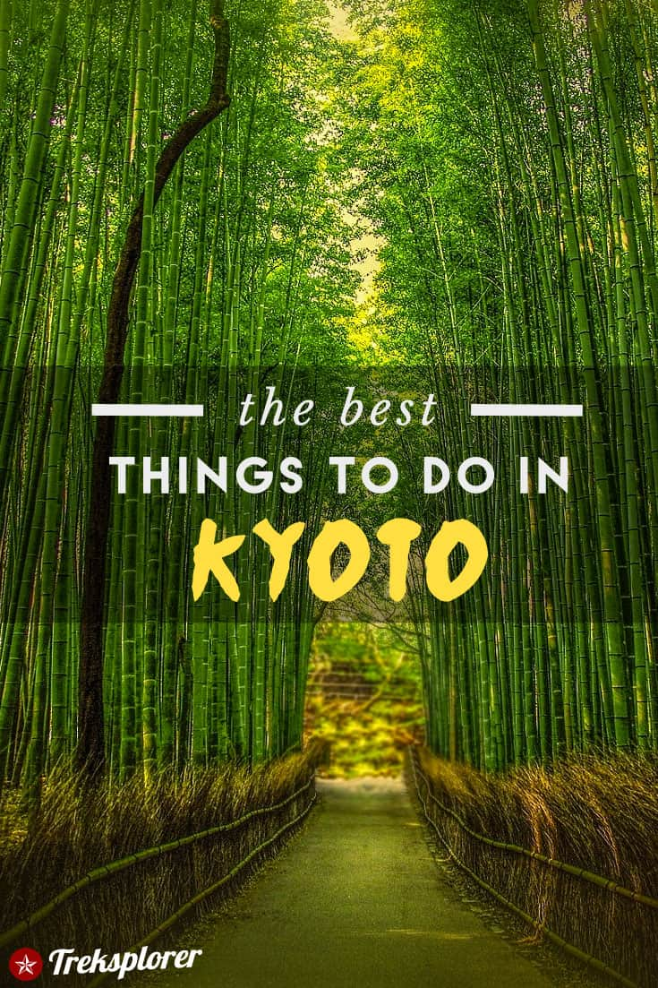 Planning to visit Kyoto? Fill up your schedule with this list of the best attractions, points of interest & things to do in Kyoto! #kyoto #attractions #japan #travel