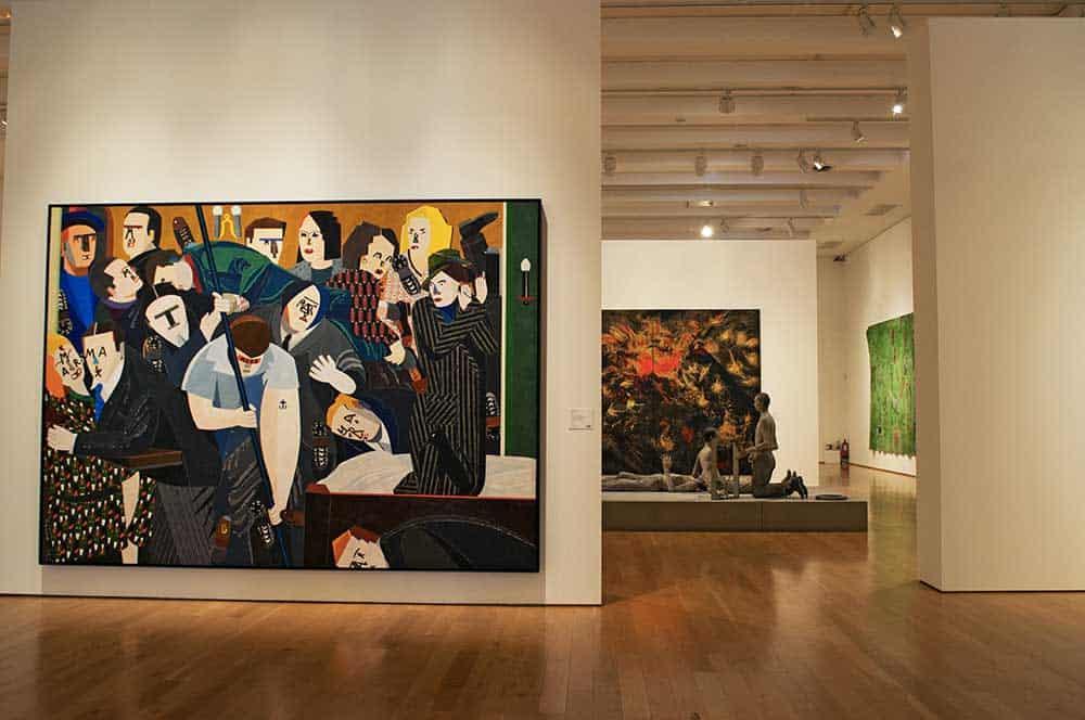 Fine Arts Museum Museo Bellas Artes